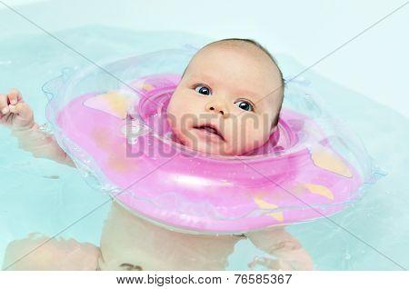 Swimming Baby