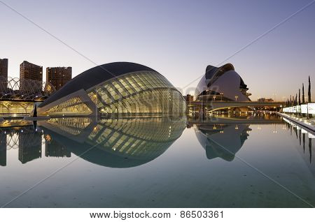 City Of Science And Arts, Valencia