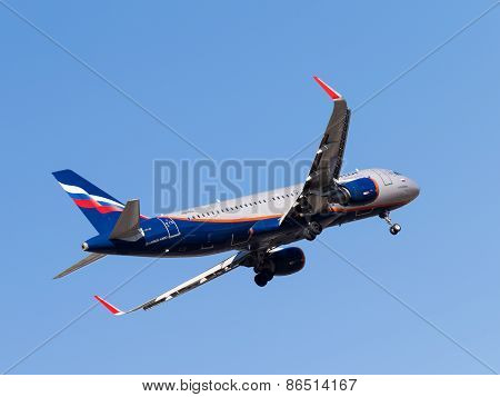 Beautiful Passenger Aircraft