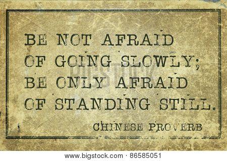 Stand Still Cp