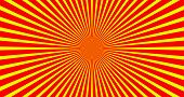 Eps 10 Vector Illustration of Rays Beams. Sunburst Starburst Background poster