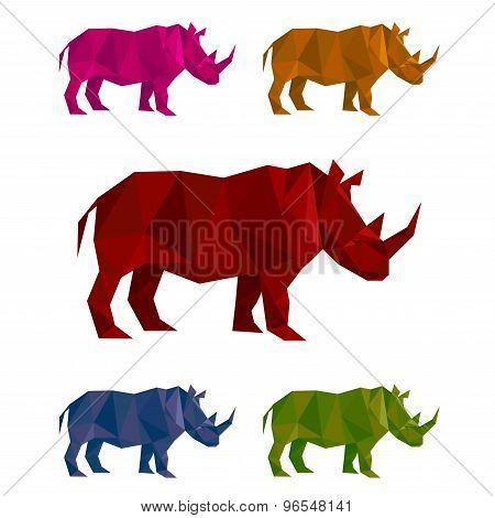 Rhino Mozaic