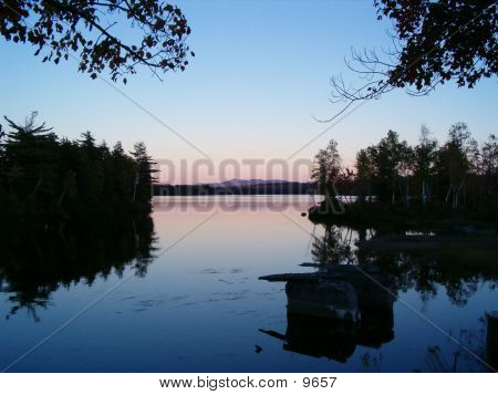 Reflections On Cranberry Lake