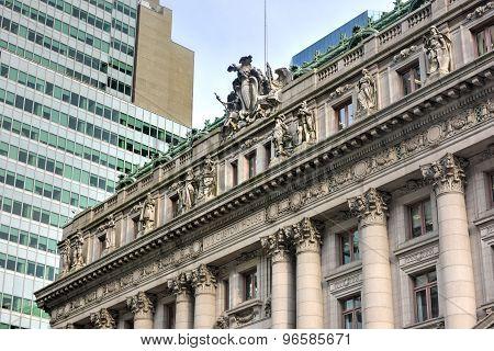 Alexander Hamilton U.s. Custom House