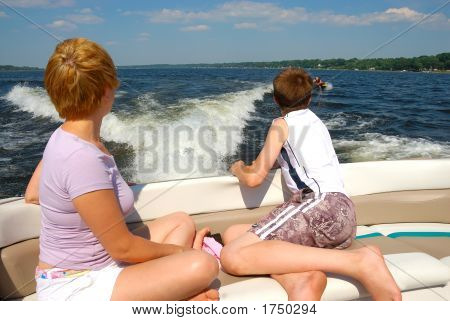 Family Boating Fun