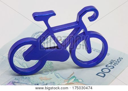 Save money using your bicycle to move around