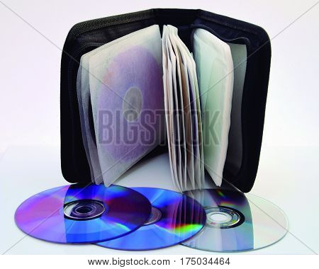 Cd archiver Classifier of compact discs of data or music.