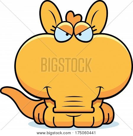 Cartoon Devious Aardvark