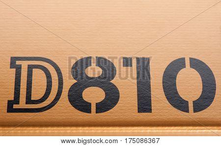 Details Of D810 Box