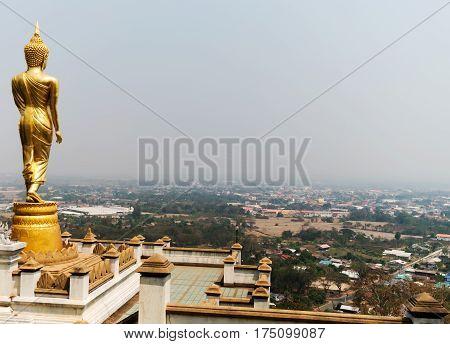 Wat Phra That Khao Noi Temple Nan Thailand