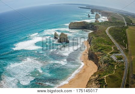 The Great Ocean Road & Twelve Apostles, Australia