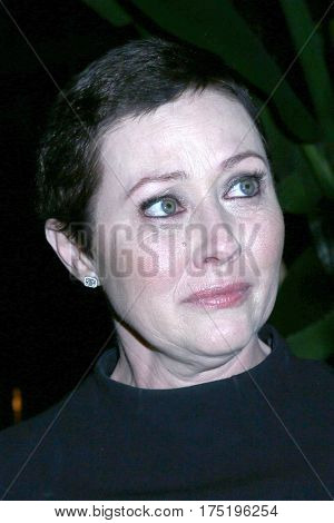 LOS ANGELES - MAR 4:  Shannen Doherty at the Animal Hope And Wellness Foundation's 1st Annual Gratitude Gala at the W Hollywood on March 4, 2017 in Los Angeles, CA