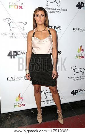 LOS ANGELES - MAR 4:  Katie Cleary at the Animal Hope And Wellness Foundation's 1st Annual Gratitude Gala at the W Hollywood on March 4, 2017 in Los Angeles, CA