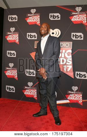 LOS ANGELES - MAR 5:  Big Boy at the 2017 iHeart Music Awards at Forum on March 5, 2017 in Los Angeles, CA