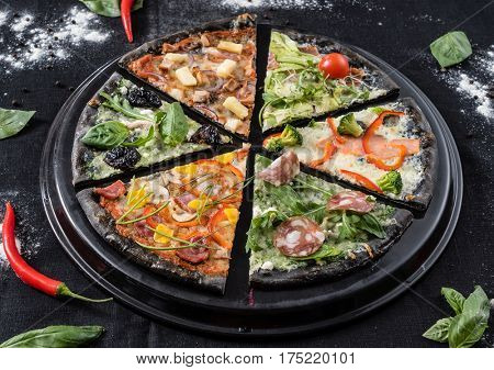 creative pizza