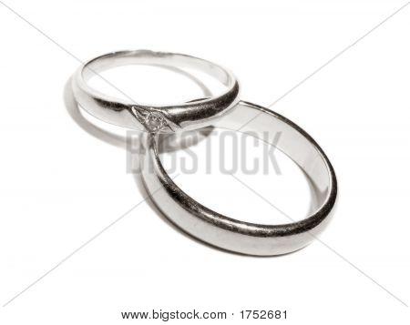 Rings (Platinum Toned)