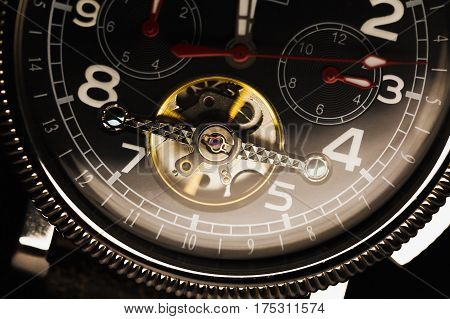 Mechanical Luxury Men Wrist Watch, Deal