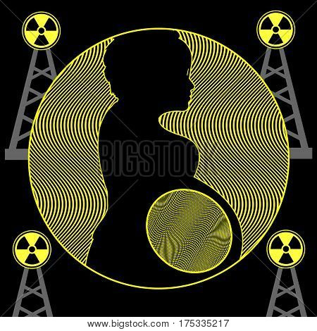 Radiation and Pregnancy. Expecting Mother and possible health effects of prenatal radiation exposure