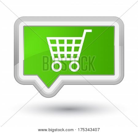 Ecommerce Icon Prime Soft Green Banner Button