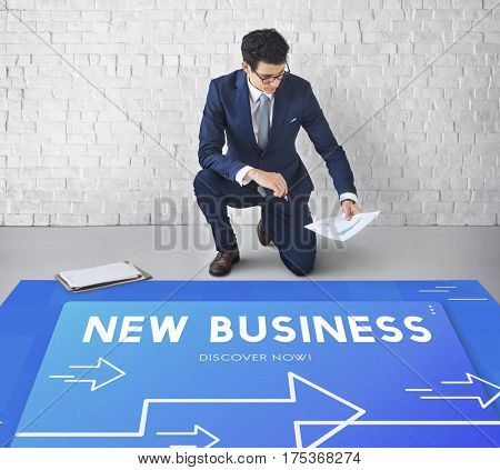 New Business Objectives Startup Vision Goals