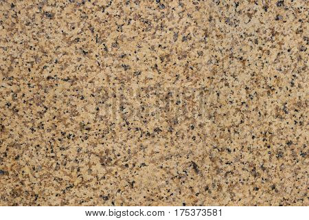 yellow terrazzo of background stone for design backdrop.