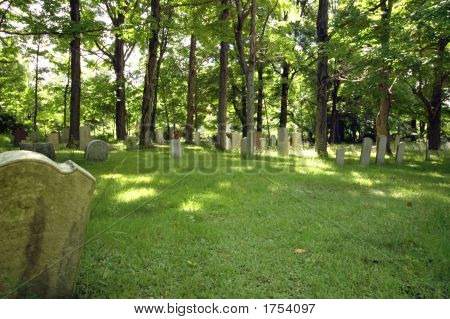 Country Cemetary