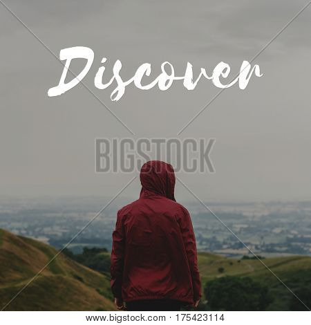 Adventure Discover Explore Somewhere Serenity