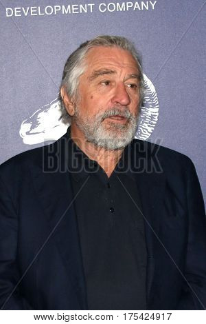 Palm Springs - JAN 15:  Robert DeNiro at the Palm Springs International Film Festival -