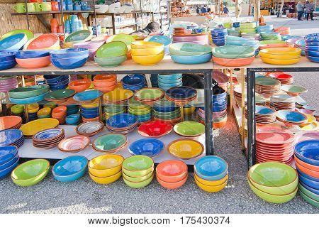 Ceramics Market Mallorca