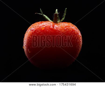 tomato fresh splash water action movement healthy juicy natural plant ripe vegetable vegetarian eyedrops