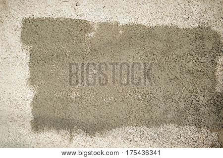 old wall plaster and a stain texture and background