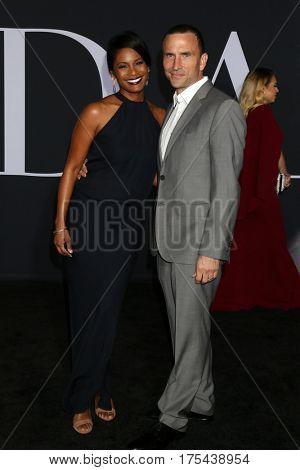 LOS ANGELES - FEB 2:  Robinne Lee, Eric Hayes at the