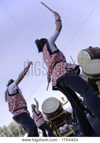 Taiko Drums 4