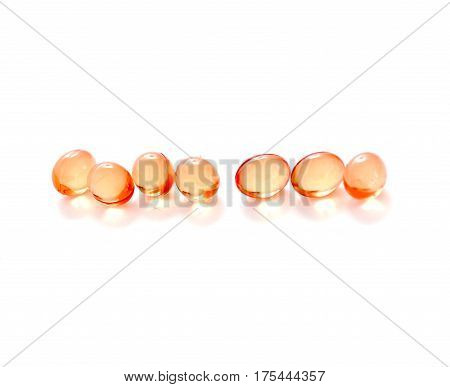 Cod Liver Oil Capsules, Omega 3, Vitamin D