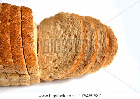Bran bread for health, bran bread pictures, sliced bran breads, turkish bran bread for patients