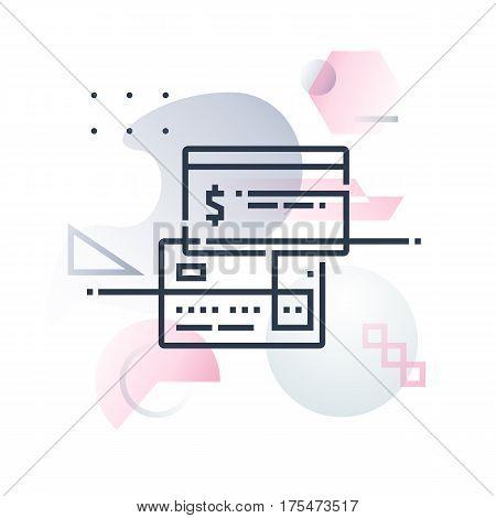 Direct Payments Futuro Illustration