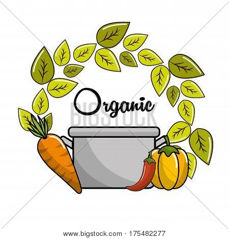 vegetarian food icon stock, vector illustration design image