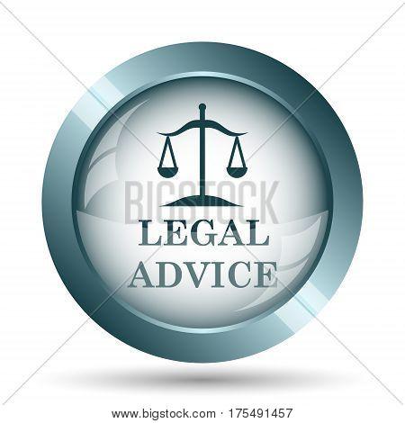 Legal Advice Icon