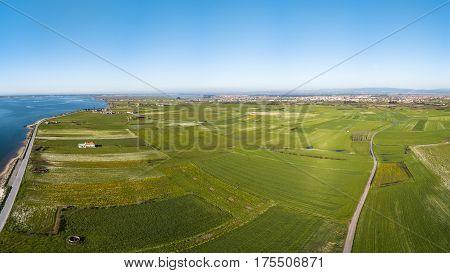 Aerial View Of Ameirinhos