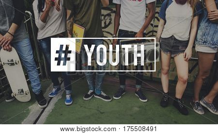 Youth Culture Young Adult Generation Teenagers