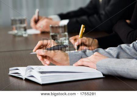Writing Summary