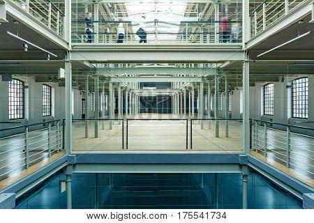 Multi Storey Business Interior
