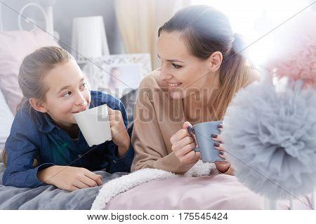 Evening With Mum
