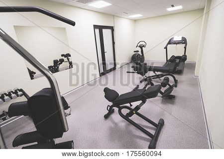 Small Affordable Home Gym