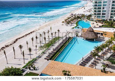 Luxury Hotel Bay View Grand Porto Fino With A Swimming Pool Near Caribbean Sea Beach