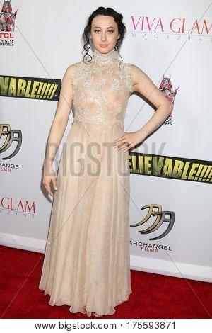 LOS ANGELES - SEP 7:  Kaley Victoria Rose at the