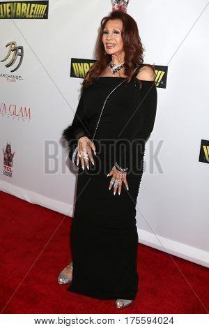 LOS ANGELES - SEP 7:  BarBara Luna at the