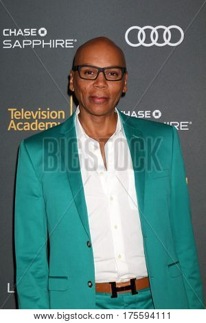LOS ANGELES - SEP 16:  RuPaul Charles at the TV Academy Performer Nominee Reception at the Pacific Design Center on September 16, 2016 in West Hollywood, CA