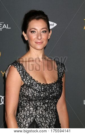 LOS ANGELES - SEP 16:  Isidora Goreshter at the TV Academy Performer Nominee Reception at the Pacific Design Center on September 16, 2016 in West Hollywood, CA