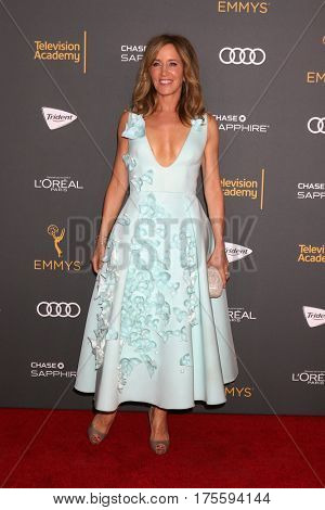 LOS ANGELES - SEP 16:  Felicity Huffman at the TV Academy Performer Nominee Reception at the Pacific Design Center on September 16, 2016 in West Hollywood, CA